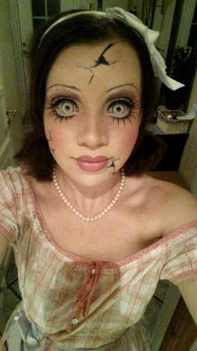 10 More Incredible Halloween Makeup Transformations