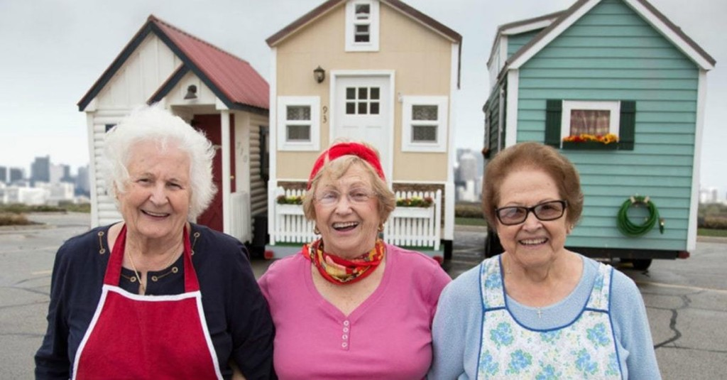 Seniors Are Buying Tiny Homes to Live Their Golden Years Off the Grid