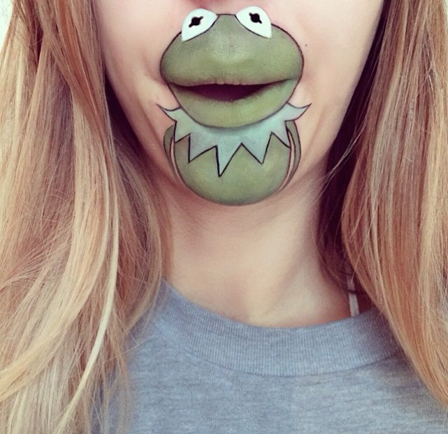 Makeup Artist Continues Transforming Her Mouth to Look Like Beloved Cartoon Characters