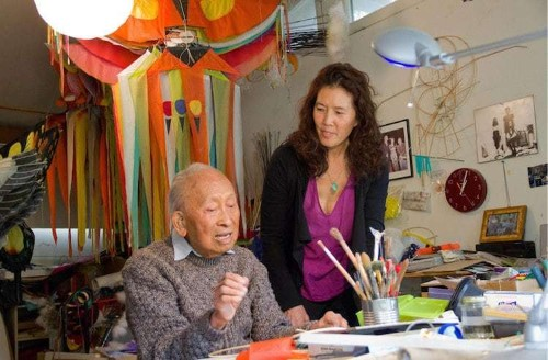 """Tyrus Wong, the Chinese-American Artist of Disney's """"Bambi"""" Finally Gets Recognition He Deserves"""