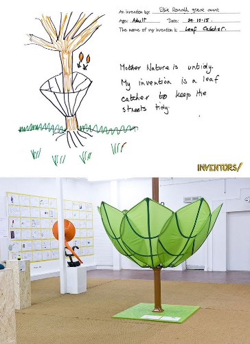 Kids' Creative Drawings Become Real Inventions We Can Use