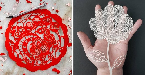 Kirigami: The Ancient Art of Paper Cutting and How Artists Are Keeping It Alive