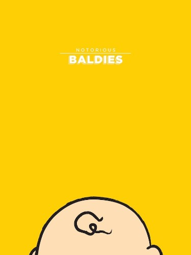 New in the Shop: Funny Illustrations of Iconic Baldies