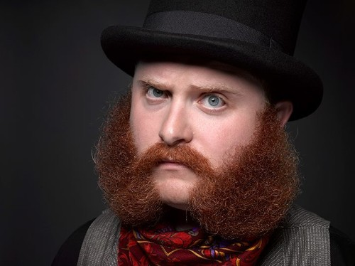 Top Entries at the 2013 Beard and Mustache Championships