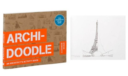 'Archidoodle' Activity Book Helps Aspiring Architects Get Their Plans on Paper