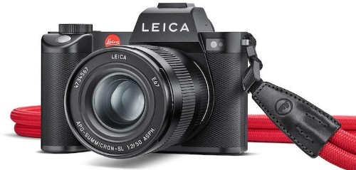 Leica Unveils SL2 Full-Frame Mirrorless Camera That Shoots 5K Video