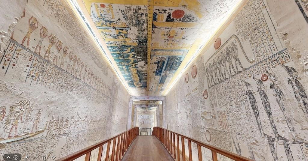 This Virtual Tour Takes You Inside an Ancient Egyptian Pharaoh's Tomb