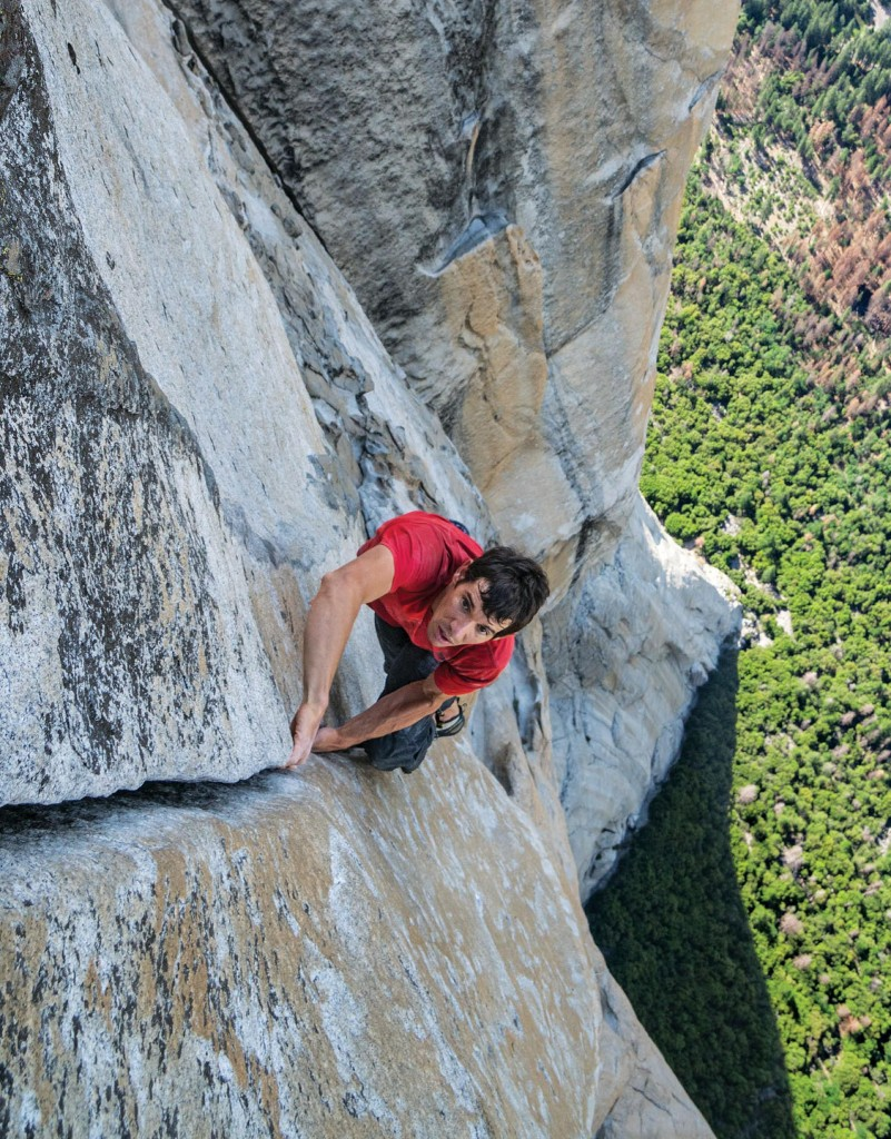 How Jimmy Chin Filmed Alex Honnold's Death-Defying Free Solo