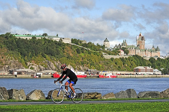 A Moveable Feast: Exploring Quebec City