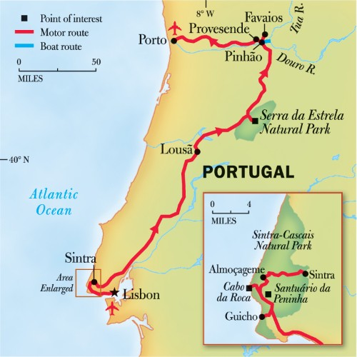 Hiking In Portugal: Portugal Hiking & Trekking Tours | National Geographic Expeditions