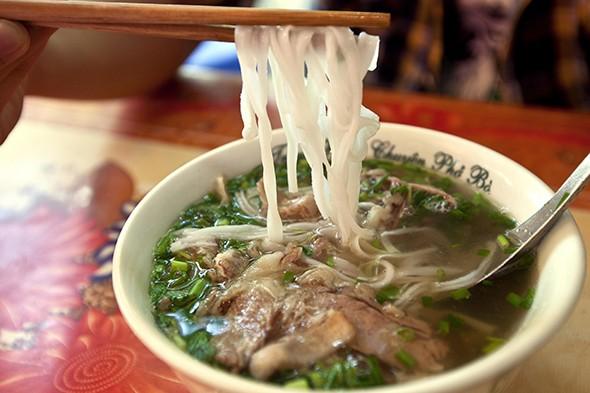 Local Flavor: Pho in Hanoi