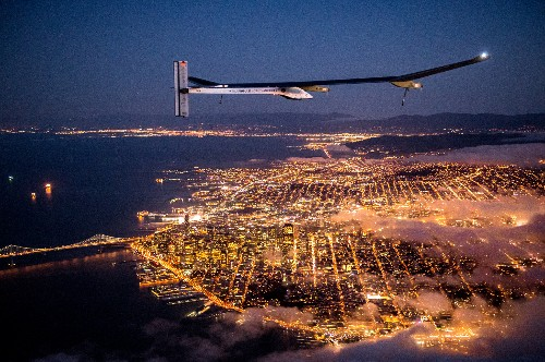 Solar Impulse's U.S. Expedition Begins