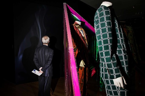 Gender-bending fashion rewrites the rules of who wears what