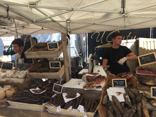 Corsica: Island of Legally-Protected, Exceptional Charcuterie