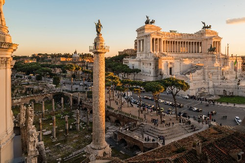 Weekend Itinerary for the Explorer in Rome