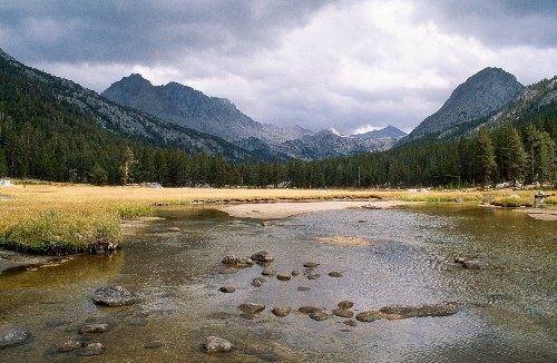As California Warms, Greener Mountains Will Mean Less Water for People