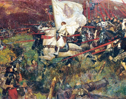 How Joan of Arc turned the tide in the Hundred Years' War