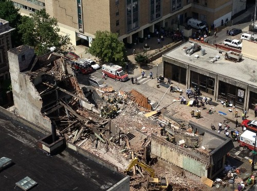Why Do Building Collapses Like Philadelphia's Happen?