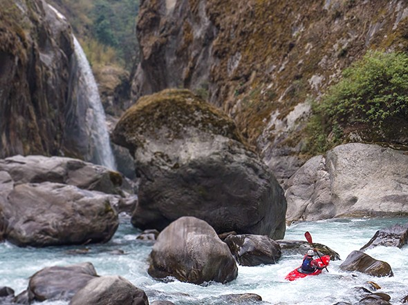 Return to the Relentless River of Everest