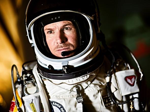 Felix Baumgartner Named People's Choice Adventurer of the Year – Interview