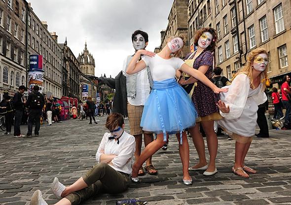 My City: Alexander McCall Smith's Edinburgh