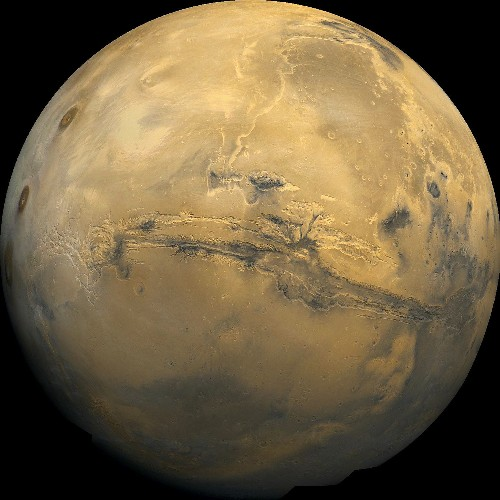 Did Life on Earth Come From Mars?