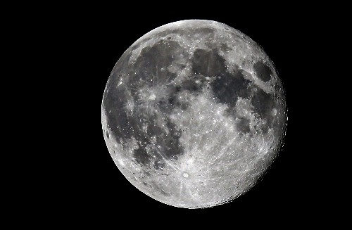 Why Do People See Faces in the Moon?
