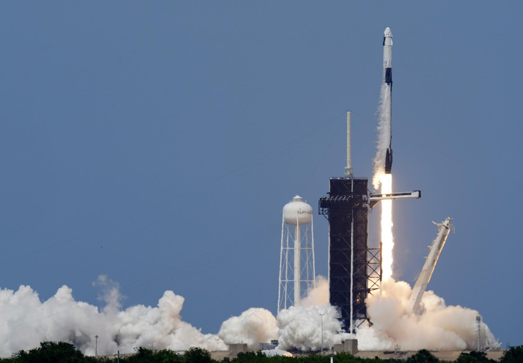 A New Era of Human Spaceflight Has Begun - cover