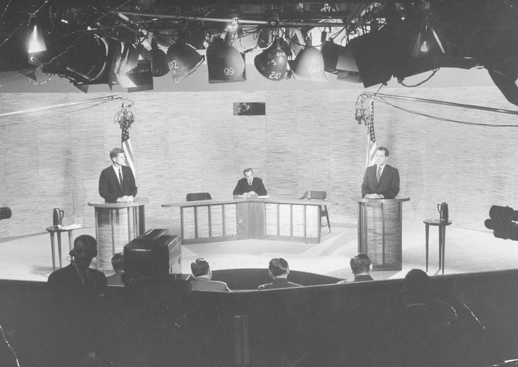 Behind the scenes of the first televised presidential debates 60 years ago