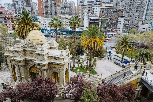 Smart Cities: Santiago, Chile