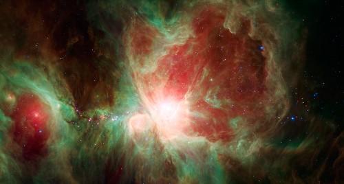Martian Sands, Coma Cluster
