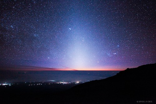 With Light Pollution, Perseids Meteors Less Spectacular