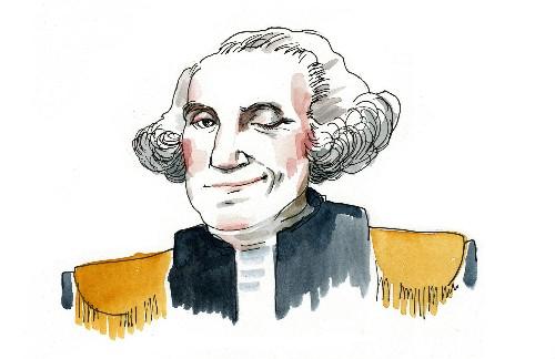 George Washington's Oh-So-Mysterious Hair