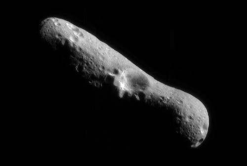Asteroids Offer Stepping-Stones to Mars, Expert Says