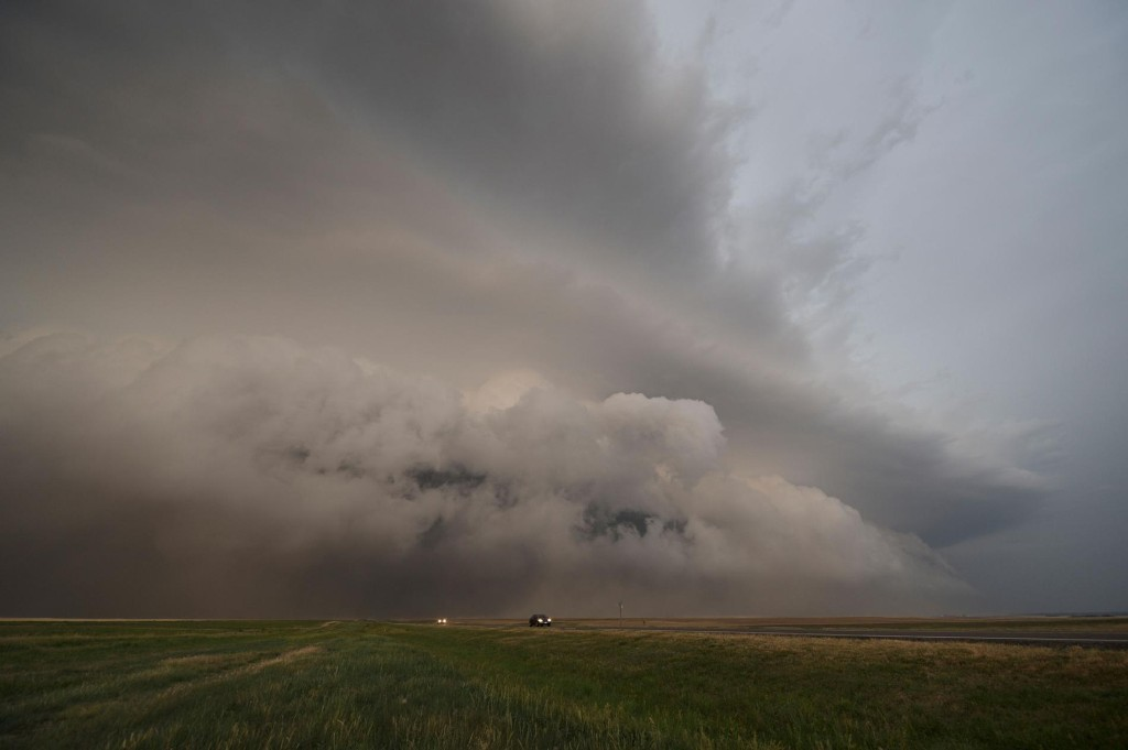 What is a derecho, and why is it so destructive?