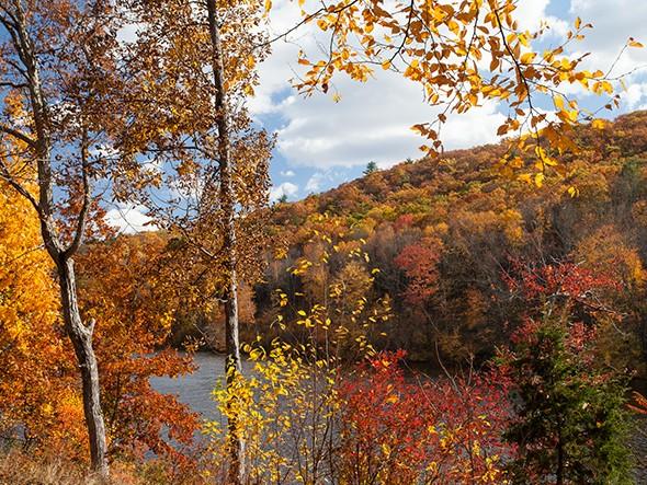 Finding Fall Off the Beaten Path: East Coast Leaf-Peeping Spots