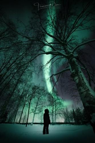 Supermassive Black Hole Photo by Francesca Dani — National Geographic Your Shot