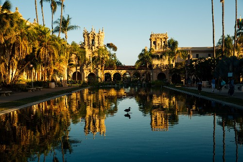 Explore the cultural heart of San Diego