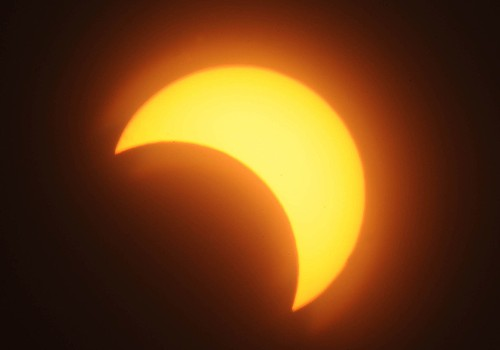 Partial Solar Eclipse and 6 More Can't-Miss Sky Events in February