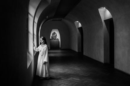 Her First Communion Photo by Monika Multan — National Geographic Your Shot