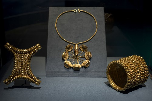 Origin of Ancient Gold Tartessos Treasure Revealed