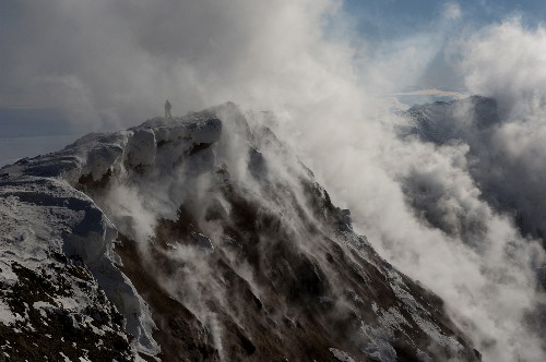 Were Volcanoes Ice Age Refuges for Life?