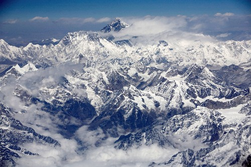 Everest Shifted in Nepal Earthquake But Remains Same Height