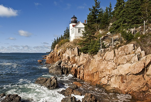 A Park Ranger's Guide to A Ranger's Guide to Acadia