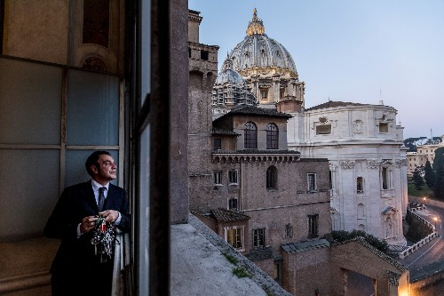 Meet the Man With the Keys to the Vatican