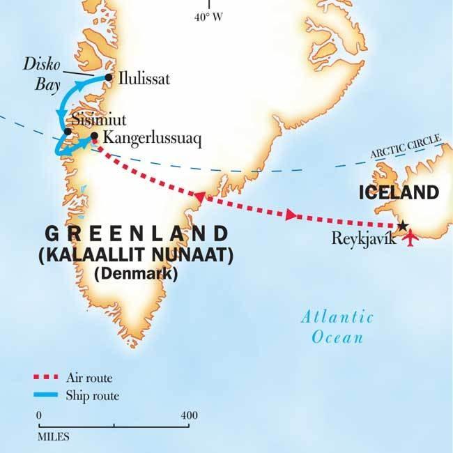Reykjavik Iceland & Greenland Tours