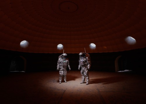 Inside an otherworldly mission to prepare humans for Mars