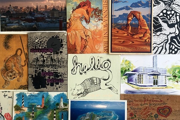 Help Make 2016 the Year of the Postcard