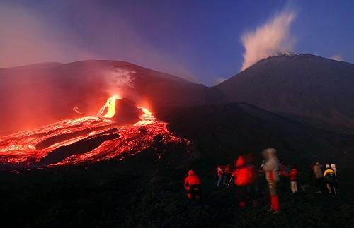 Etna National Park, Italy