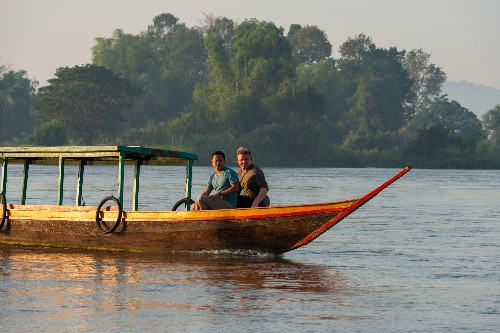 Gordon Ramsay Travels the Mighty Mekong of Laos
